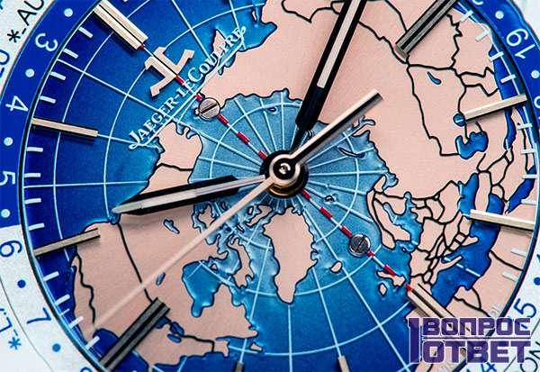 гринвичское время и UTC