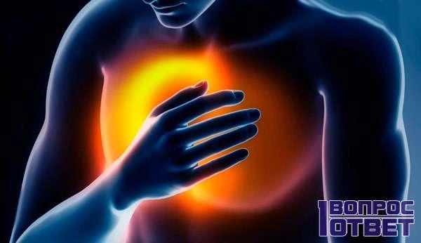 Сердечный приступ - последствия