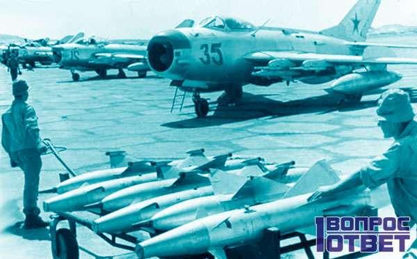 Воздушный флот и Гражданская война