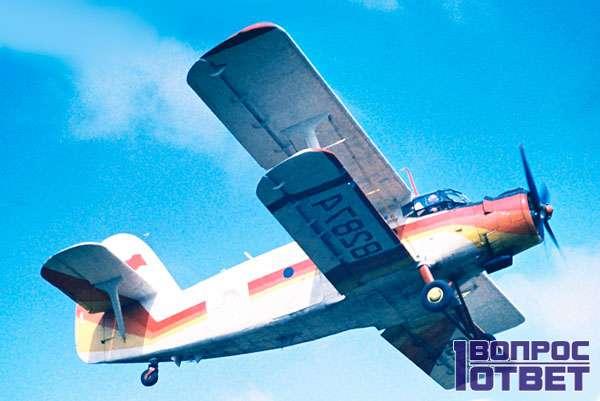 Самый популярный советский самолет