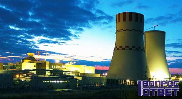 Развитие атомной энергетики