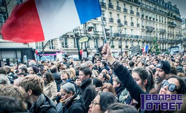 Современные жители Парижа