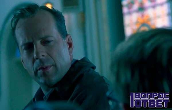 Кадр из фильма - Шестое чувство