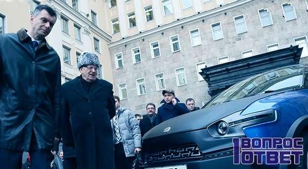 Михаил Прохоров - Российский Илон Маск