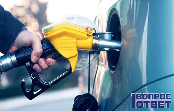 Бензин постепенно дорожает
