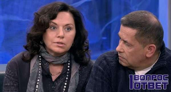 Николай сейчас - с женой
