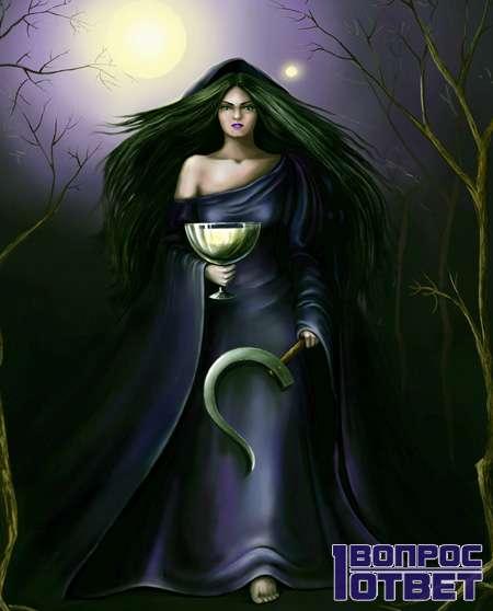 Марена - Богиня Смерти