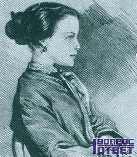 Портрет Натальи Александровны Пушкиной