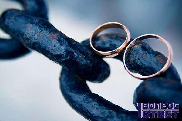Кольца и цепи