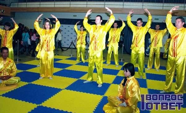 Деятельность фалунгун в России