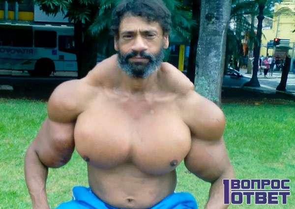 Создатель вещества для роста мышц