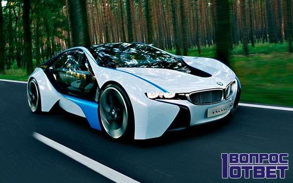 Современный концепт BMW