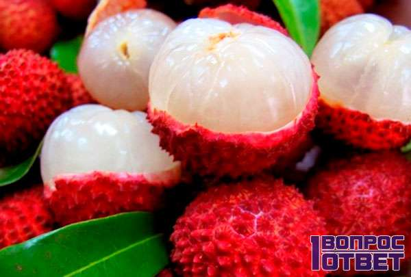 Вкусная сочная ягода