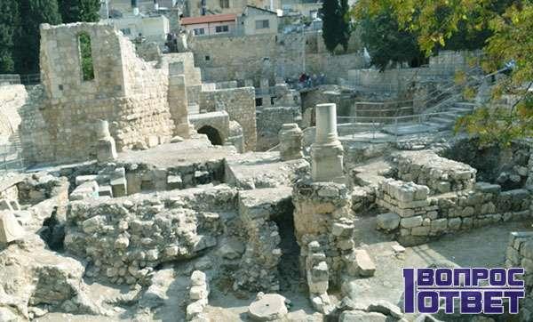 Древний град Ирушалем