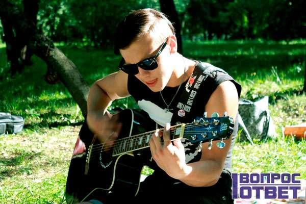 Миша Федоров - гитарист