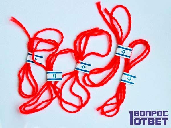 Оригинальные браслетики из Израиля