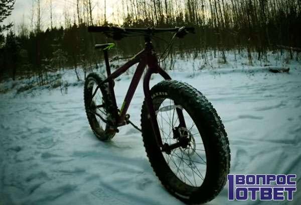 Велосипед без амортизационной вилки