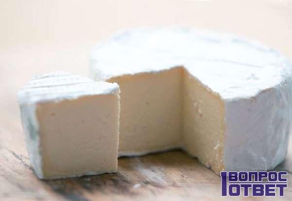 Сыр после заморозки