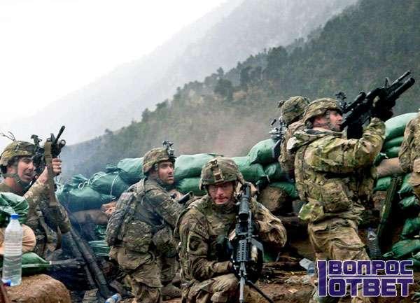 Военное противостояние в Таиланде