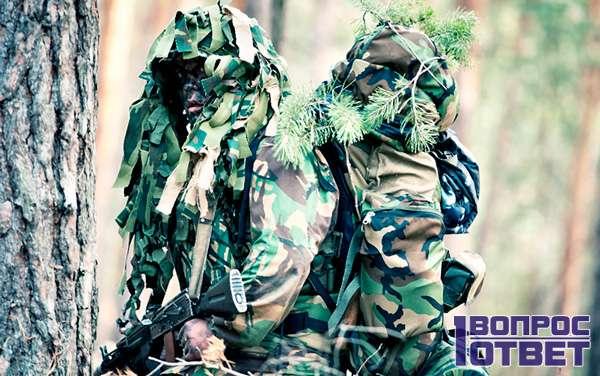 2 солдата морской пехоты