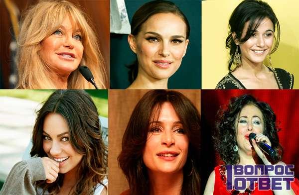 6 женщин-актрис