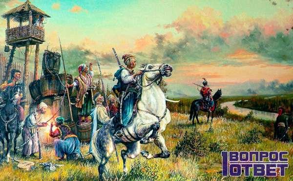 Древние войска на Руси