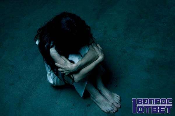 40-летняя женщина в депрессии