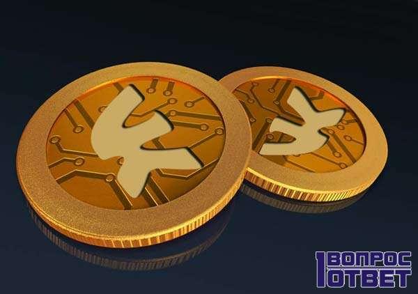 Два виртуальных монеты Вконтакте