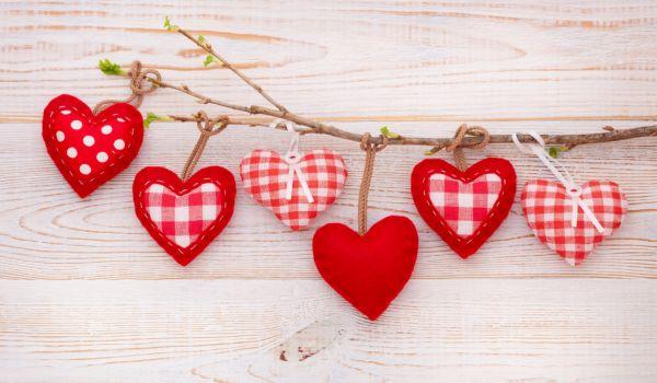 Поздравления ко Дню святого Валентина!