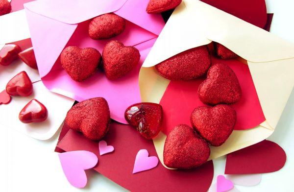 Поздравление ко Дню Святого Валентина любимым и друзьям