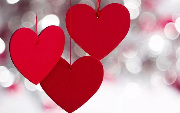 Всем для Дня Святого Валентина любимым и друзьям