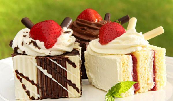 Как приготовить вкусные пирожные?
