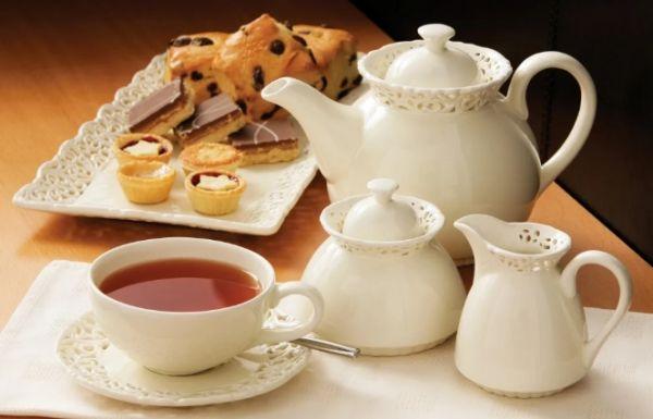 Правильная посуда для чаепития