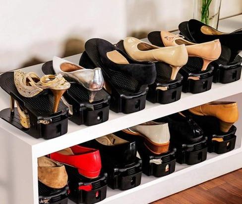 Конструкция подставки для обуви