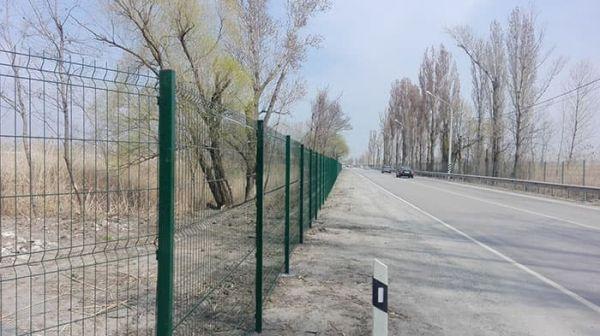 оцинкованный забор 3d-perimetr.ru