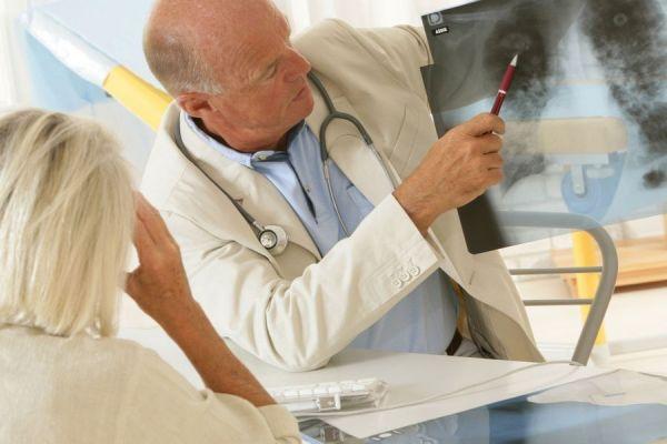 Применяется ли химиотерапия при раке легкого?