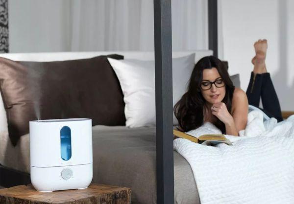 Для чего нужен увлажнитель воздуха в квартире?